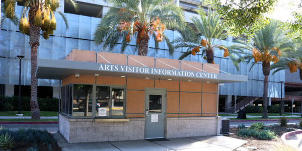 Arts Drive Visitor Information Center