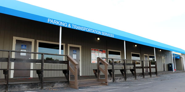 Parking & Transportation Services Office