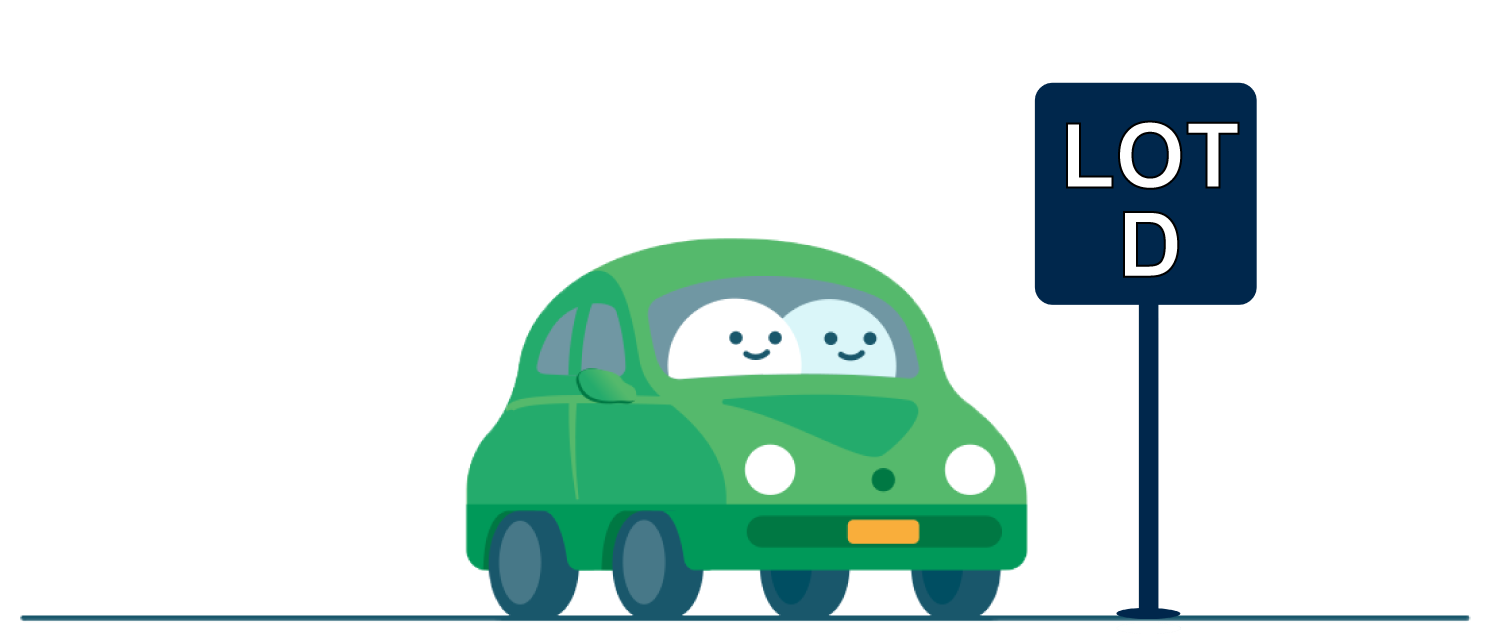Carpool Waze Car