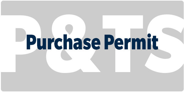 Purchase permits button